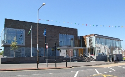 Bathgate Partnership Centre Banner