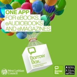 West Lothian eBooks BorrowBox