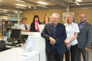 An image relating to New £1m partnership centre opens