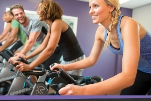 Spinning Class - Anytime Fitness Bathgate description