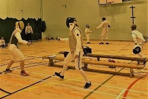 West Lothian Fencing Club description