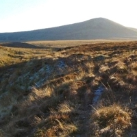 2. West Cairn Hill in the Pentland Hills