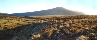 2 West Cairn Hill in the Pentland Hills