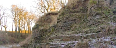 4 East Kirkton Quarry near Bathgate