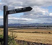 Public path Uphall