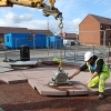 An image relating to Work starts on Winchburgh town centre art