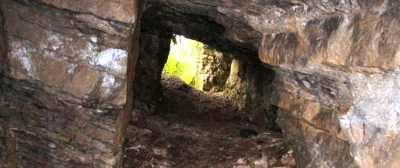 30 Hillhouse Quarry and Mine within Beecraigs Country Park