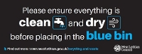 An image relating to Blue Bins