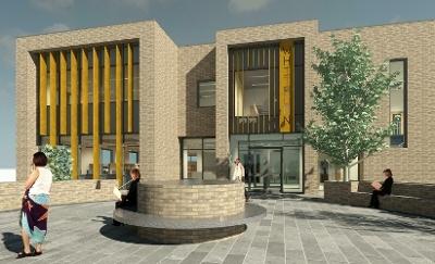 Whitburn Partnership Centre