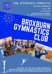 Broxburn Gymnastics Club description