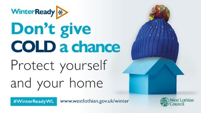 Winter Ready - Don't give cold a chance . Protect yourself and your home