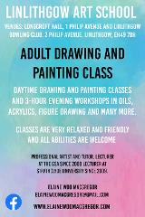 Adult Art School - Linlithgow description