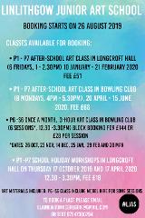 Junior Art School - Linlithgow description