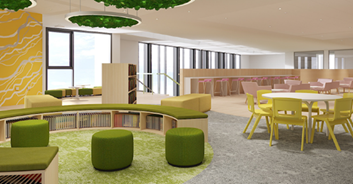 The Library Space - Calderwood