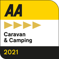 2021 AA 4 star campsite