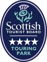 4 Star Visitscotland logo