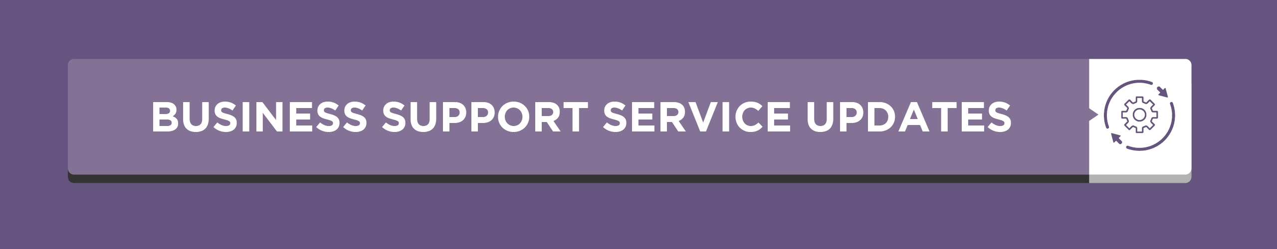 Business Support Covid Banner