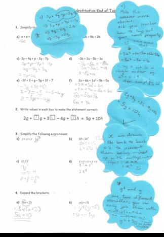 Linlithgow Academy - Maths