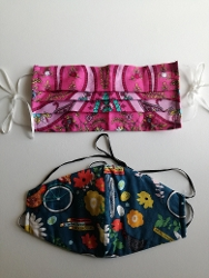 Fabric Face Coverings