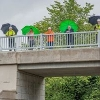 An image relating to Work completed on £2.4 million bridge to connect West Lothian communities