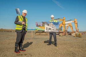 Works starts on Sinclair Academy