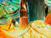 Brush in Oil