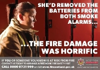 An image relating to Fire Safety in the Home