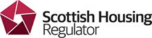 Scottish housing reg logo