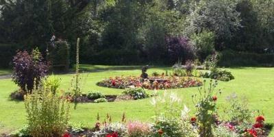 Almondell Visitor Centre Gardens banner