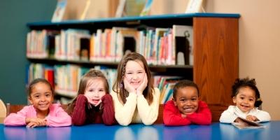 Library Children Banner