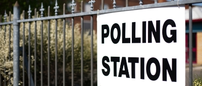 Election Information Banner