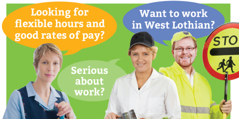 West Lothian Council Casual Staff Image
