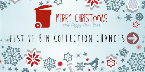 Festive Bin Collections Image