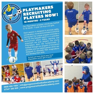 Playmakers recruitment Flyer.jpg - Football Playmakers