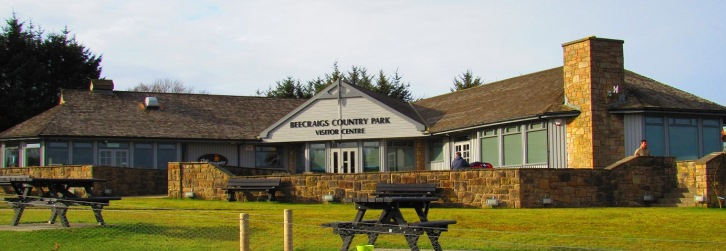 Beecraigs Visitor Centre Banner 2