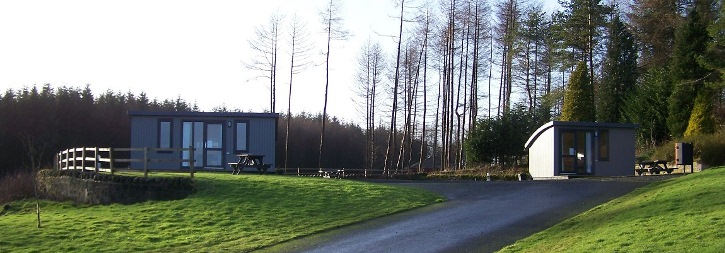 Beecraigs Little Lodges 2