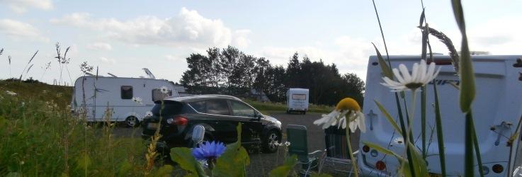 Caravans, Motorhomes and Trailer Tents Banner 2
