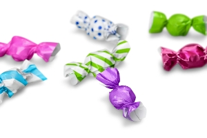 Sweetie wrappers