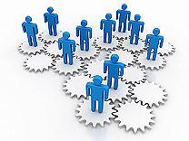HR Cogs & People