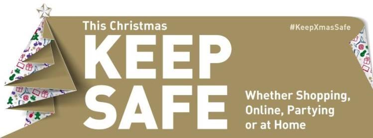 Keep Safe Banner