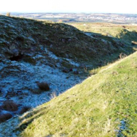 24 Levenseat quarries and mines south of Fauldhouse