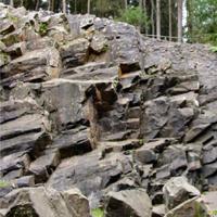 41 Beecraigs Quarry in Beecraigs Country Park