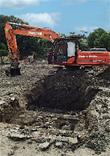 Contaminated land testing