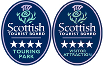 Beecraigs Visitor Centre and Touring Park Ratings