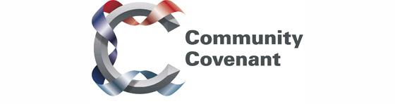 Community Covenant Logo Banner