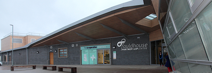 Fauldhouse Partnership Centre Banner