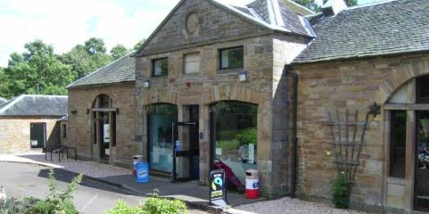 Almondell Visitor Centre