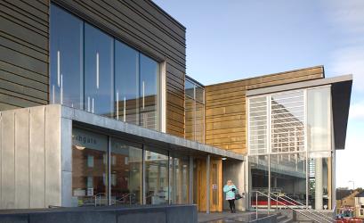Bathgate Partnership Centre front