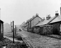 Miners' rows, Broxburn